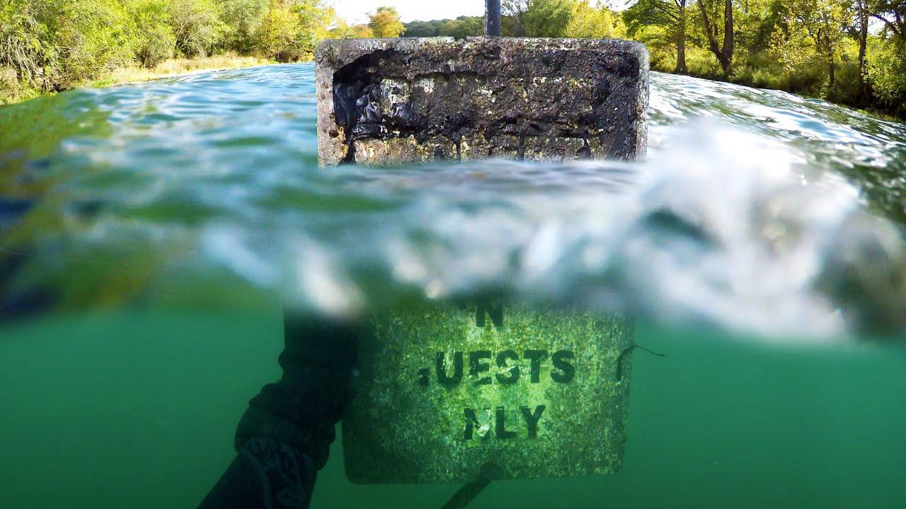 Searching for Sunken House Remains in River After HUGE Flood!! (Snorkeling)