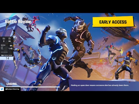 Fortnite l PC l LIVE