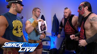 Breezango get The Ascension ready for The Bludgeon Brothers in the Fashion Files: Jan. 9, 2018
