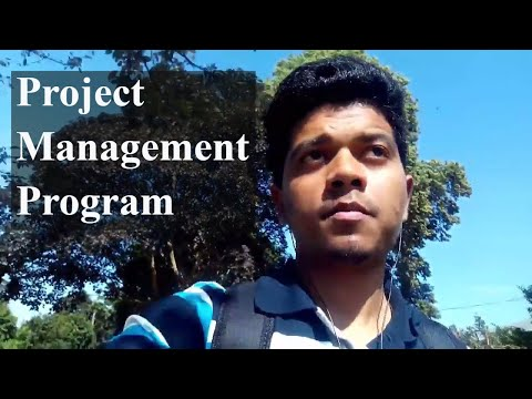My Review of Project Management Program   How is the Program Like? Is it a good choice?