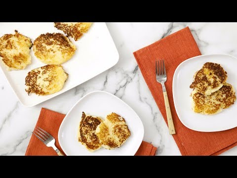 Mashed Potato Pancakes- Martha Stewart