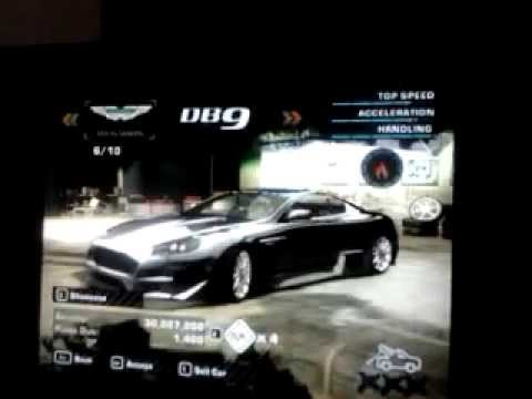 How to unlock all cars in nfs mostwanted pc