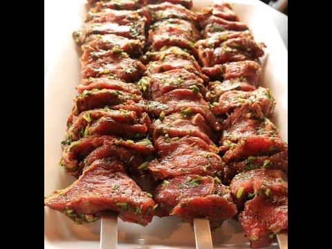 Lebanese shish kabab