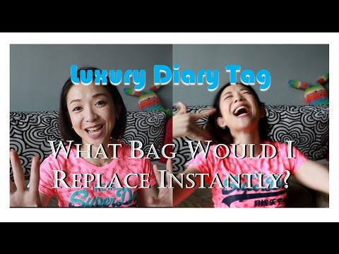 What Bag Would I Replace Instantly? Luxury Diary Tag