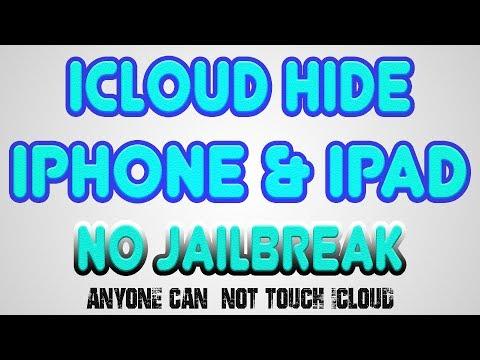 ICLOUD HIDE TIPS'IPHONE & IPAD'