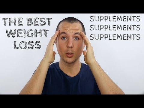 Best 7 Supplements for Weight Loss (& Health!)