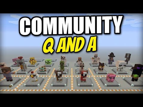 Minecraft PS4 - GUARDIAN GALLERY - COMMUNITY QnA - PE / Xbox / PS3 / Switch