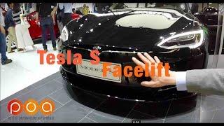 Tesla Model S 2016 Restylée Salon De Pékin 2016 6 9 mp3