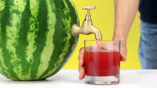 15 Amazing Watermelon Party Tricks - Best Compilation 2020!