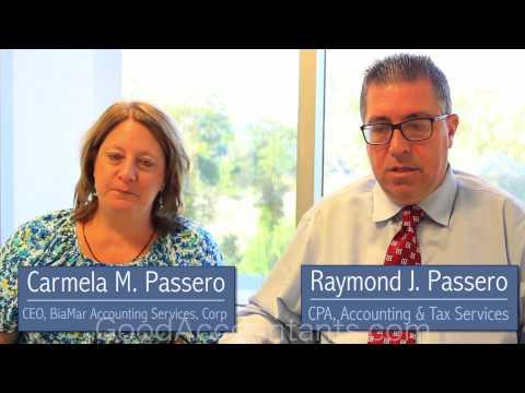 Ray and Carmela Passero Land $38,000 Yearly Client From GoodAccountants.com