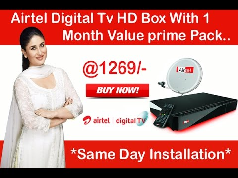 Airtel Digital TV - Best Offer. | mydthshop