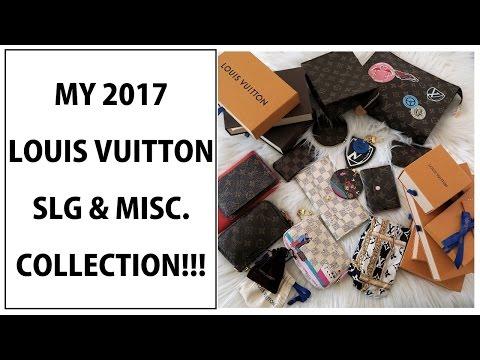 LOUIS VUITTON SLG COLLECTION | 2017