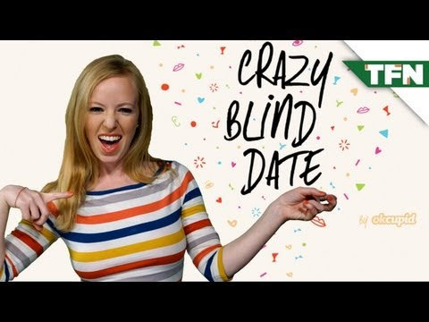 Go On a 'Crazy Blind Date' with OkCupid's App!