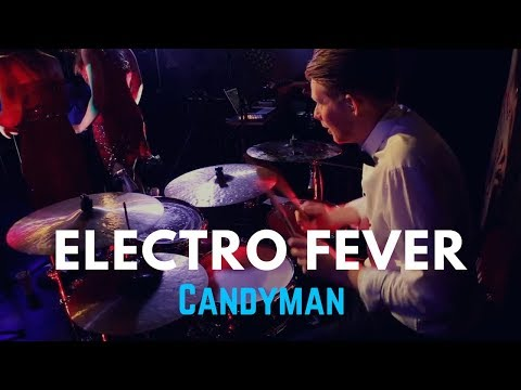 Electro Fever - Candyman // Modern Swing Band from London