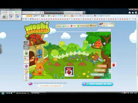 Moshi Monsters How To Get I.G.G.Y #100