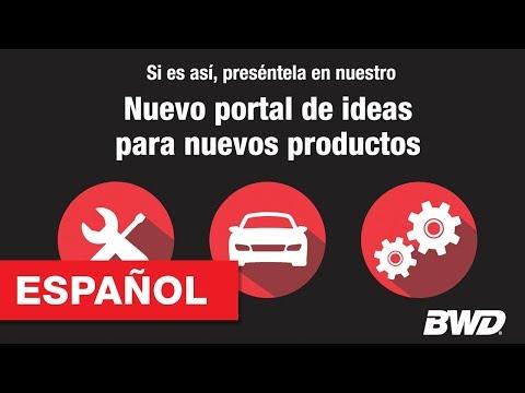 Nuevo Portal de Ideas Para Nuevos Productos