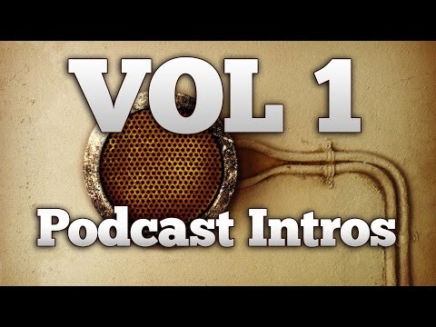 Podcast Intro Examples VOLUME 1 - Intro Machine, Lifehacker, & More!
