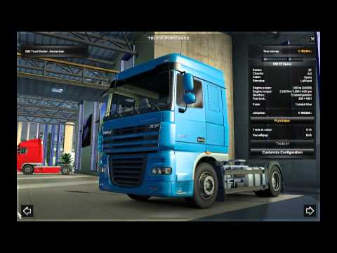 Euro Truck Simulator 2 - Buying my first truck