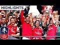 Arsenal Vs Hull City FA Cup Final 2014 Goals Highlights
