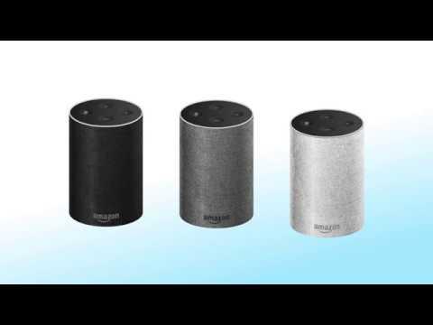 Amazon Echo (2nd Gen) - Change the Echo Decorative Shell