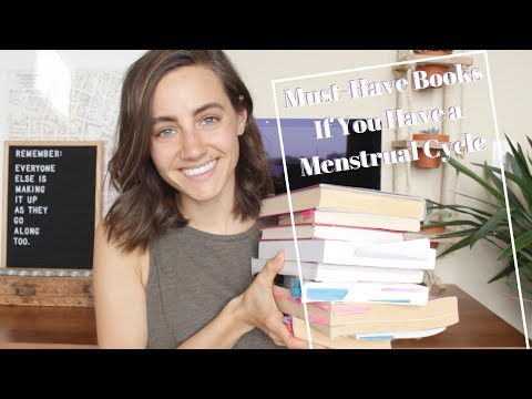 Must-Have Books If You Have a Menstrual Cycle