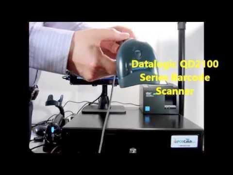 Datalogic QuickScan QD2100/QD2130 Series Handheld Barcode Scanner/Reader Review