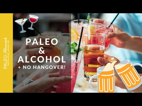 7 Easy Tips for Drinking Alcohol without Ruining Your Paleo Diet or Getting a Hangover