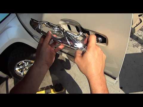 2007 - 2014 Chevy GMC Cadillac Exterior Door Handle Replacement