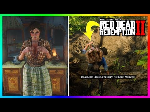 What The Incest Brother Does If U Kill His Sister And Runaway Red Dead Redemption 2 Vidoemo Emotional Video Unity