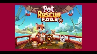 Pet Rescue Puzzle Saga Level 380 - NO BOOSTERS