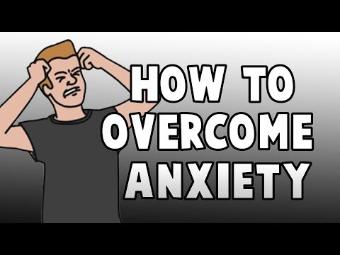 How To Overcome Anxiety | HINDI