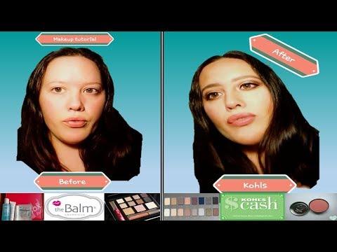 What do I spend my Kohl's cash on?? Kohl's Makeup haul tutorial!!
