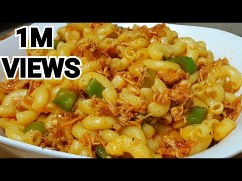 Quick & Delicious Tikka Macaroni by (YES I CAN COOK)