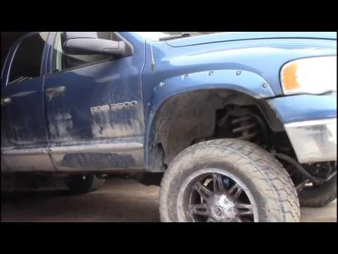 replacing the heater controls on my dodge 3500 2005 diesel cummins part 1