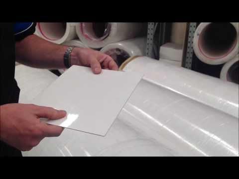 Fibreglass flat sheet. StyroGLASS by StyroMAX