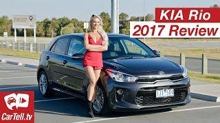 2017 Kia Rio Review Sli | Cartell.tv