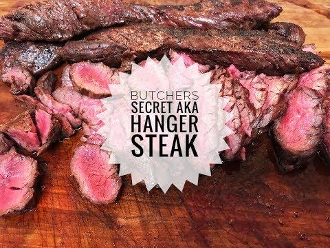 Best Steak I've ever eaten ~ Butchers Secret AKA Hanger Steak