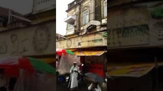 Mahim ke baba Hazrat Makhdum Shah ka Dargah Sharif.