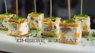 Cheese Nougat Bruno Albouze The Real Deal