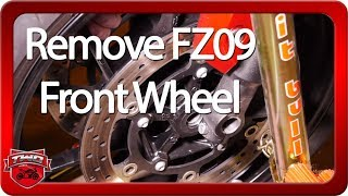 How To Remove FZ09 MT09 Air Filter Fuel Tank ECU And Install