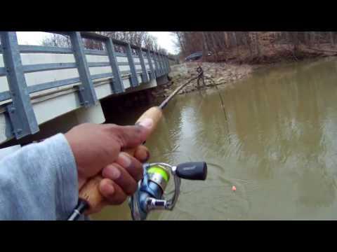 Preseason Ohio Crappie Fishing
