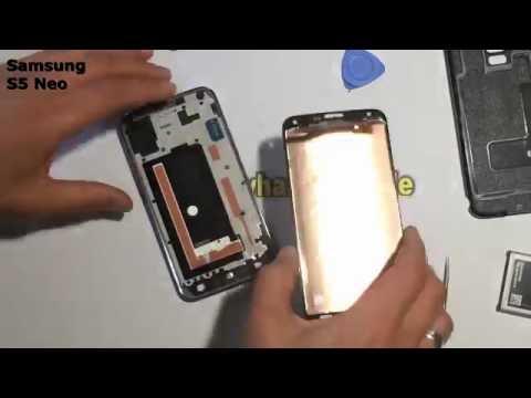 Samsung Galaxy S5 Neo Display Reparatur repair replacement schnell günstig in Köln MyHandyDoc