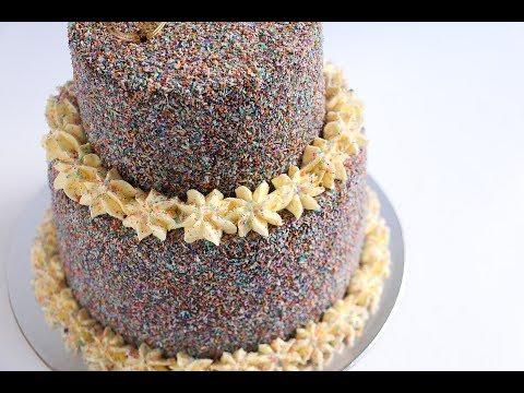 Lamington Cake Tutorial- Rosie's Dessert Spot