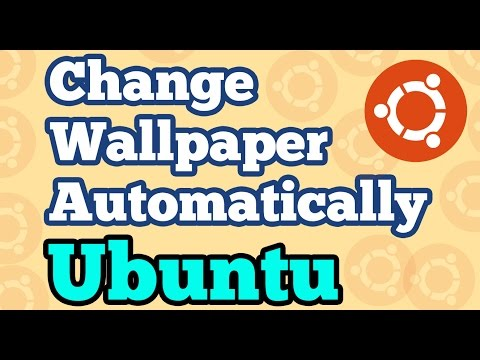 Change Wallpaper Automatically Ubuntu with Variety