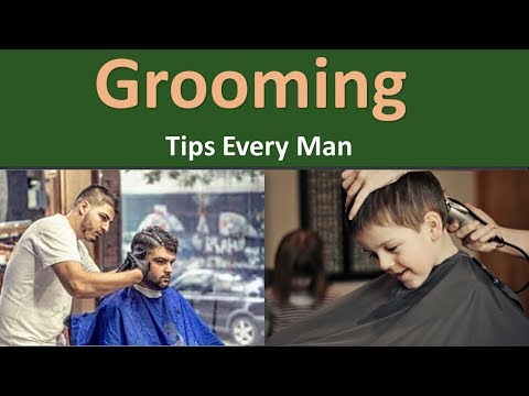 Grooming tips every man ought to know.|How frequently should you receive a haircut?