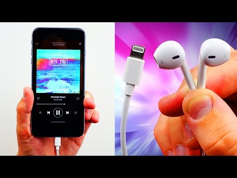 DIY iPhone 7 Headphones