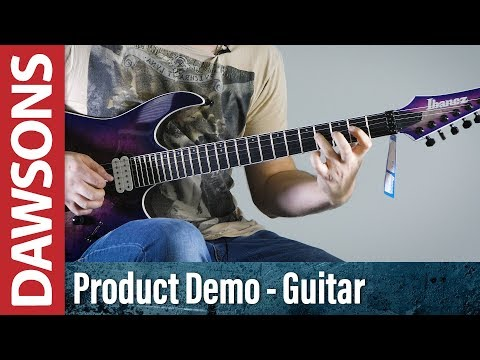 Ibanez RGIX6-DLB Iron Label Guitar Review