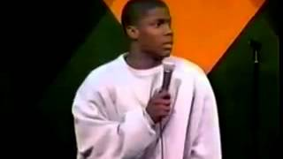 Kevin Hart When He Was First Starting Out at 19 Years Old Stand Up