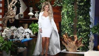 Khloe Kardashian Talks