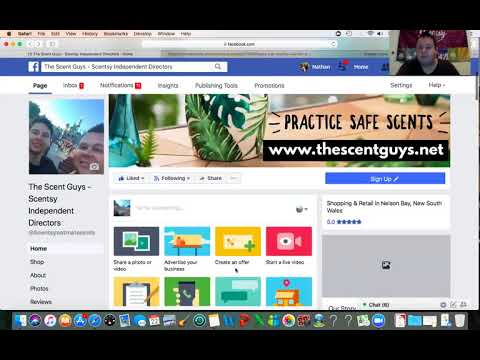 Create & Tag Products - Facebook Business Page Training